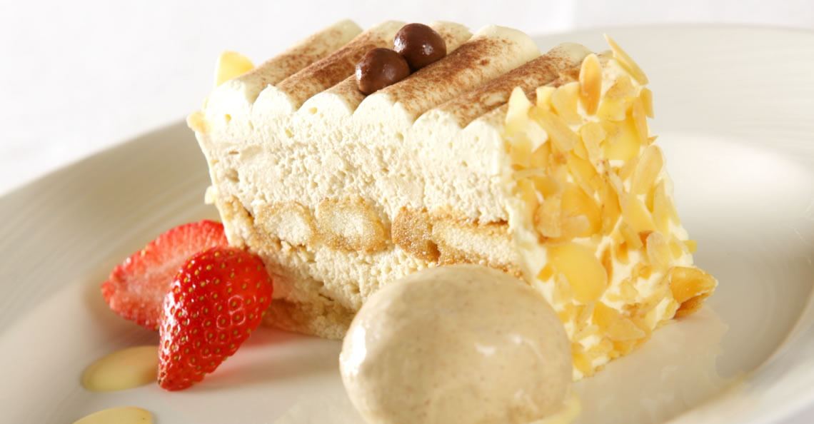 Room for more: Experience our delicious and moreish range of desserts